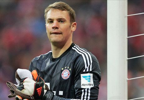 Bayern shocked after Neuer howler