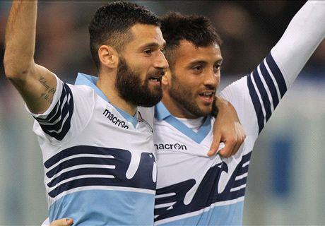 FT: Lazio 2-0 Hellas Verona