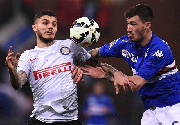 Sampdoria 1-0 Inter: Eder stunner fires hosts to victory