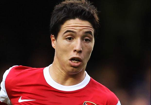 Samir Nasri gambling with his Arsenal future as he seeks pay parity with Cesc Fabregas