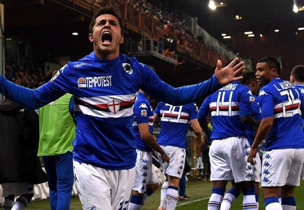 ไฮไลท์  Sampdoria 1 - 1 Inter