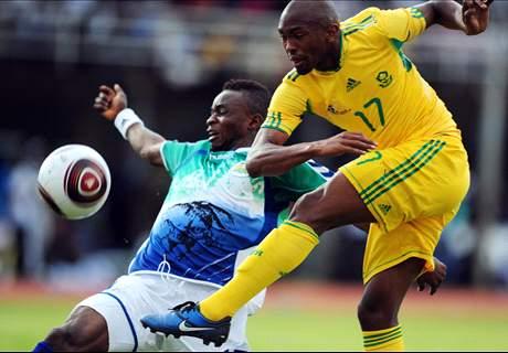 Sierra Leone request to play in Ghana