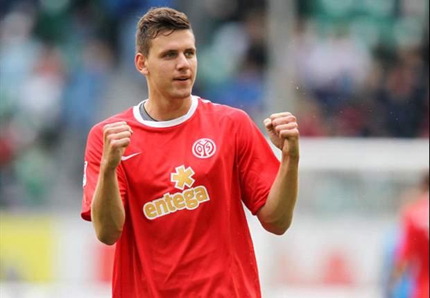 """Mainzer Adam Szalai erhält """"Goldenen Ball"""""""