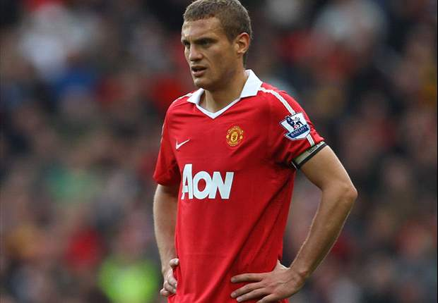 Nemanja Vidic: It would be a dream come true to lift silverware as captain of Manchester United