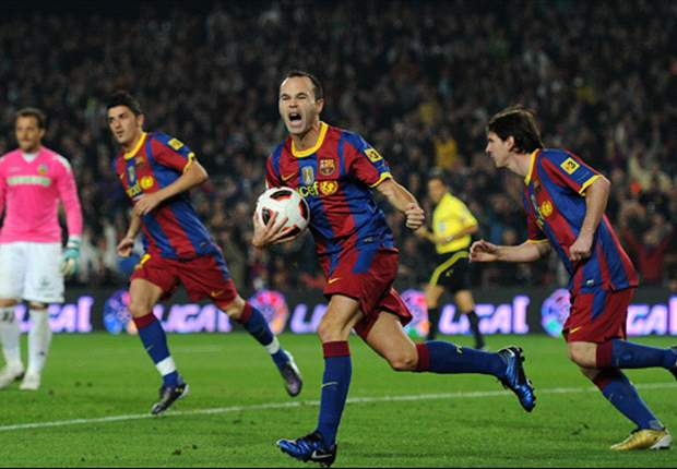 Goal.com 50: 안드레스 이니에스타 (4)