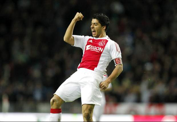 Luis Suarez waiting for Liverpool to reach agreement with Ajax so he can take 'beautiful chance to join big club'
