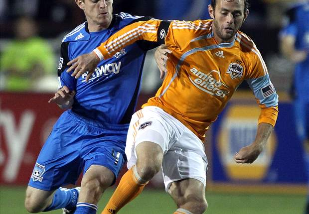 San Jose Earthquakes 0-1 Houston Dynamo: Hainault Header Carries Houston