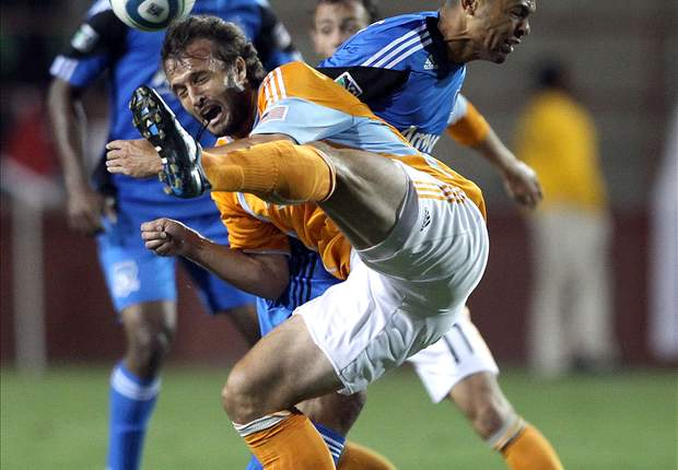 San Jose Earthquakes Fall Flat Against Houston Dynamo