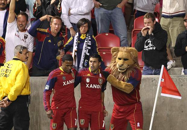 Real Salt Lake 2-2 Philadelphia Union: Ten-man RSL gets last-minute reprieve