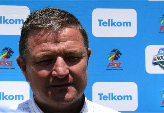Hunt: I trust my SuperSport players in the Nedbank and Caf Confed Cup