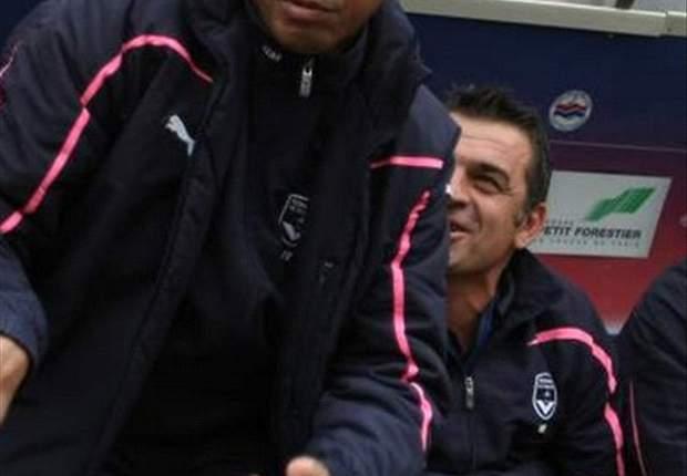 Jean Tigana steps down as Bordeaux coach