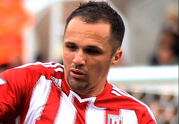 Stoke City winger Matthew Etherington pleased to end scoring drought against Manchester City
