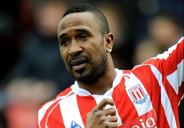 Stoke City striker Ricardo Fuller may miss the FA Cup final with Achilles injury