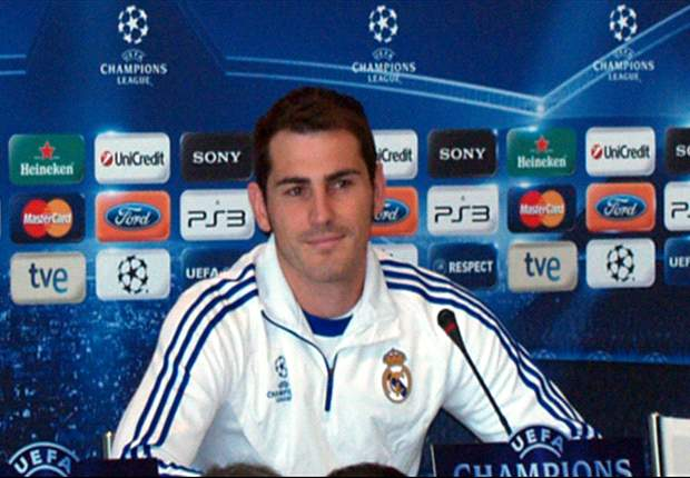 Real Madrid Goalkeeper Iker Casillas: Barcelona's Lionel Messi Is The World's Best Player