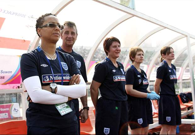 Euro 2013 draw: Hope Powell's England pitted against France and Spain