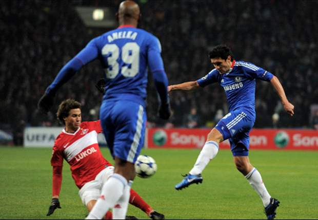 Chelsea Manager Carlo Ancelotti Proud Of Yuri Zhirkov Strike Against Spartak Moscow