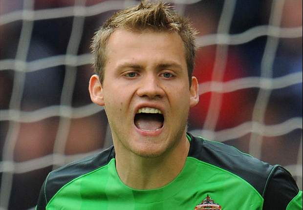 O'Neill: Mignolet has shown a fantastic attitude for Sunderland