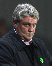 Steve Bruce Player Profile