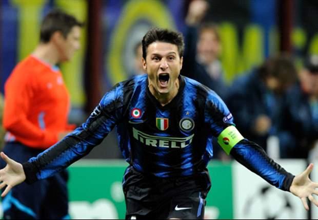 Inter 4-3 Tottenham: Zanetti, Eto'o And Stankovic Lead Early Blitz As Gareth Bale Blasts Brilliant Hat-Trick In Vain