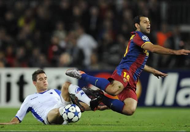 La Liga Preview: Zaragoza - Barcelona