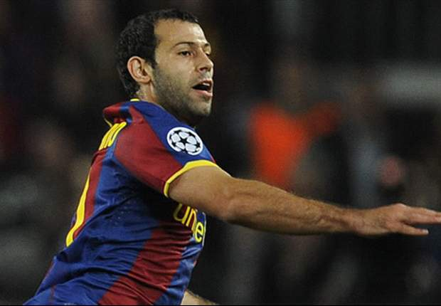 Barcelona midfielder Javier Mascherano hoping for lack of 'theatrics' against Real Madrid