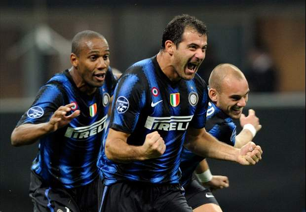Inter 4-3 Tottenham: Zanetti, Eto'o And Stankovic Lead Early Blitz As Gareth Bale Blasts Brilliant Hat-Trick In Vain