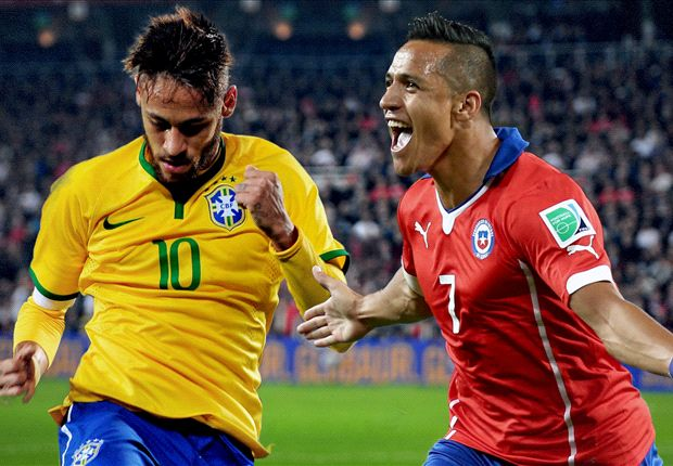 Neymar & Alexis set for Emirates Stadium showdown