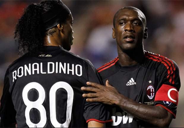 Carlos Alberto praises Seedorf & criticises Ronaldinho