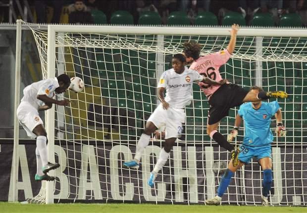 Palermo 0-3 CSKA Moscow: A Doumbia Double Downs Ten Men Rosanero