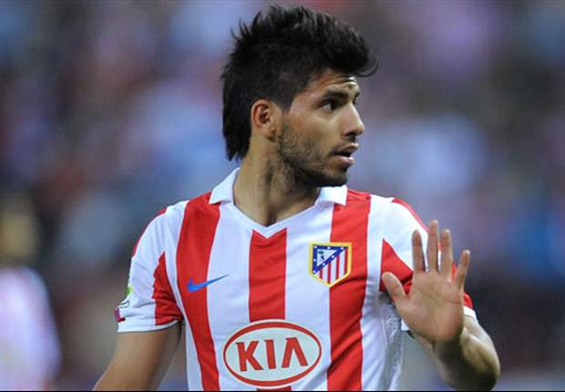 Atletico Madrid striker Sergio Aguero's future will be decided this week - agent