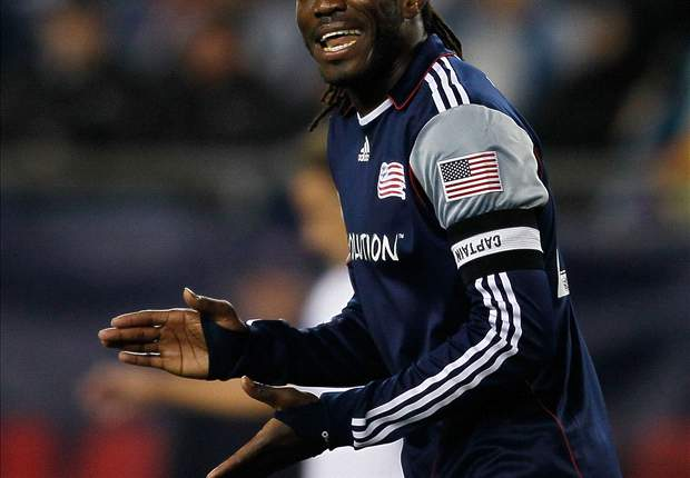 Exclusive: New England Revolution's Shalrie Joseph Would Welcome Juan Pablo Angel's Arrival
