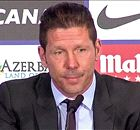 Simeone has 2020 vision at Atletico