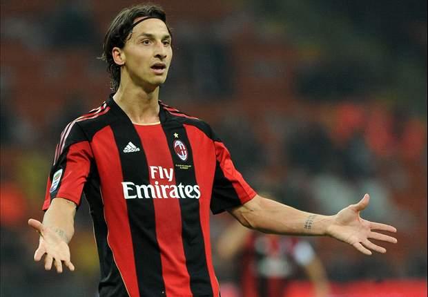 Napoli 1-2 Milan: Robinho And Zlatan Ibrahimovic Fire Rossoneri Past Spirited 10-Man Hosts