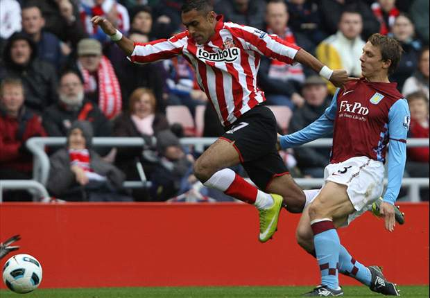 Sunderland 1-0 Aston Villa: Richard Dunne Own Goal Beats Friedel And Villa