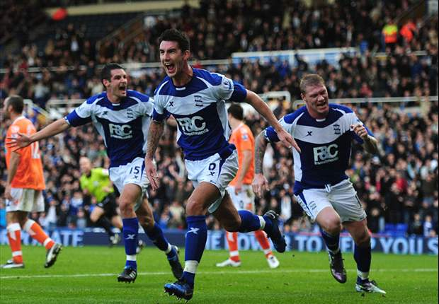 Birmingham City 2-0 Blackpool: Nikola Zigic Proves The Difference As Seasiders Made To Pay For Suicidal Defending