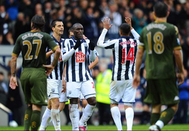 West Bromwich Albion 2-1 Fulham: Mulumbu and Fortune seal comeback to shift Baggies sensationally into top four