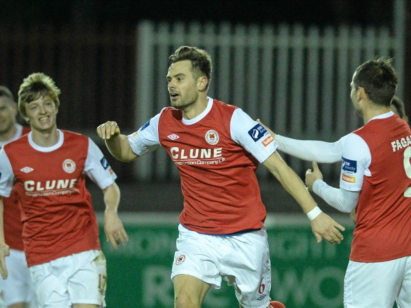 St Patrick's Athletic reject Motherwell bid for Greg Bolger