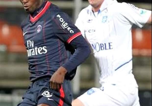 """Ligue 1, PSG - Camara :""""Être champion avec Paris"""""""