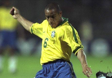 Defying gravity: Roberto Carlos' free kick