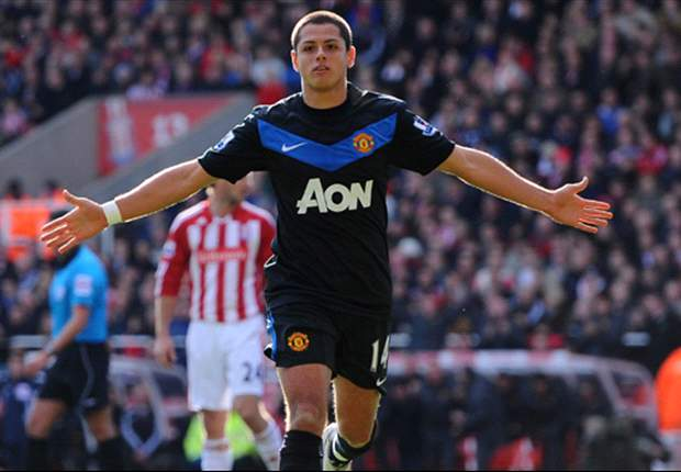 Stoke City 1-2 Manchester United: Javier Hernandez brace seals crucial three points despite Tuncay stunner