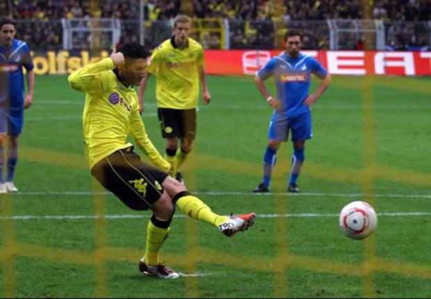 Borussia Dortmund 1-1 Hoffenheim: Late Da Silva Strike Stuns Villagers