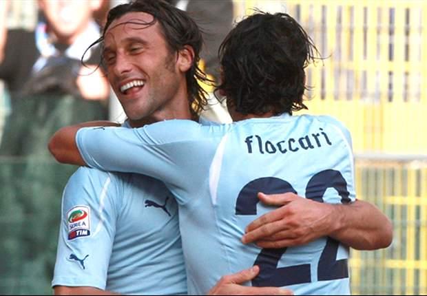 Lazio 2–1 Cagliari: Mauri And Floccari Gift Aquile Record Breaking Victory