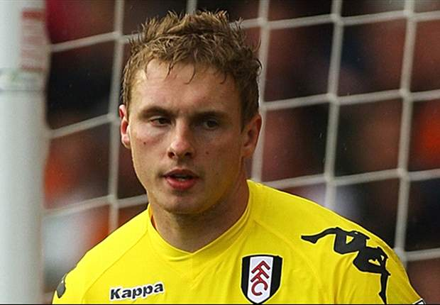 Fulham keeper Stockdale hints at exit
