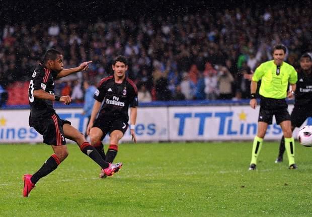 Kalahkan Napoli, Milan Gusur Inter