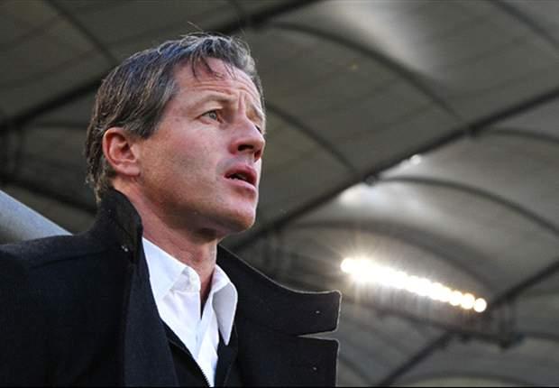 Under-Fire Stuttgart Coach Jens Keller: I Think I Do My Job Very Well
