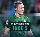 Toyota TPL Take Five: 5 กองหน้าที่ แมตต์ สมิธ ไม่อยากเจอ