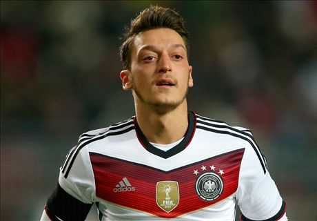 Ozil named German Player of the Year