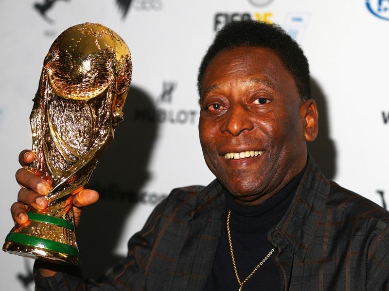 """Pelé : """"Aujourd'hui, j'aurais voulu jouer à Barcelone"""""""
