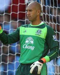 Tim Howard, United States International