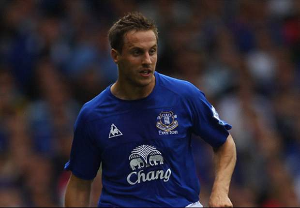 Jagielka holds talks with Moyes amid fears he will miss out on England Euro 2012 spot